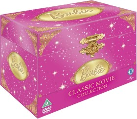 Barbie Classic Movies Collection Box (19 DVDs) (UK)