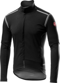 Castelli Perfetto RoS Convertible Fahrradjacke light black (Herren) (4519501-085)