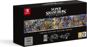 Super Smash Bros. Ultimate - Limited Edition (Switch)