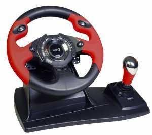 Logic3 Top Drive GT4 (Lenkrad) (PX447) (PS2)
