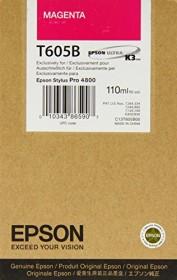 Epson Tinte T605B magenta (C13T605B00)