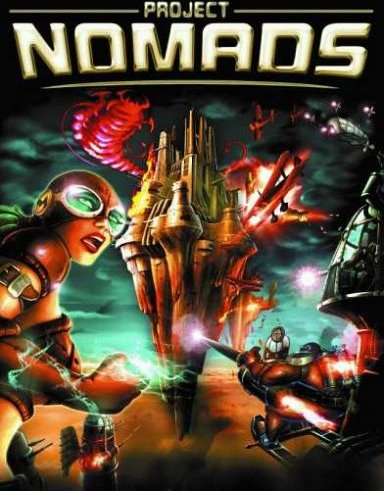 Project Nomads (deutsch) (PC) -- via Amazon Partnerprogramm