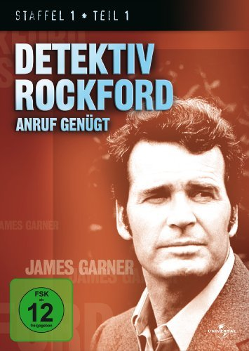 Detektiv Rockford Season 1.1 -- via Amazon Partnerprogramm