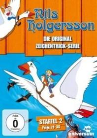 Nils Holgersson Staffel 2 (Folgen 19-35)