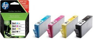 HP Tinte Nr 364 Rainbow Kit (SD534EE/N9J73AE)