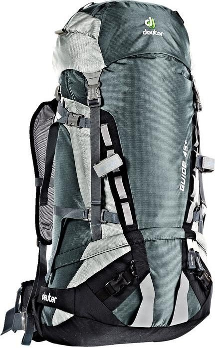 Deuter Guide 45+ granite/black (33593-4700) -- ©Globetrotter