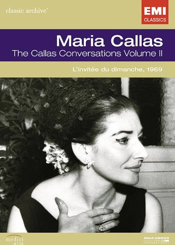 Maria Callas - The Callas Conversation -- via Amazon Partnerprogramm