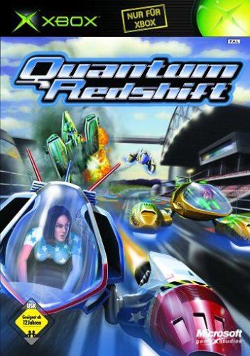 Quantum Redshift (German) (Xbox) -- via Amazon Partnerprogramm
