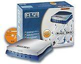 Elsa MicroLink ISDN 4U, ISDN-Router, 2xNIC 10Mbits (AT/DE) (00151)
