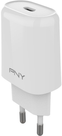 PNY Wall Charger Power Delivery weiß (P-AC-1TC-KEUPD30-RB)