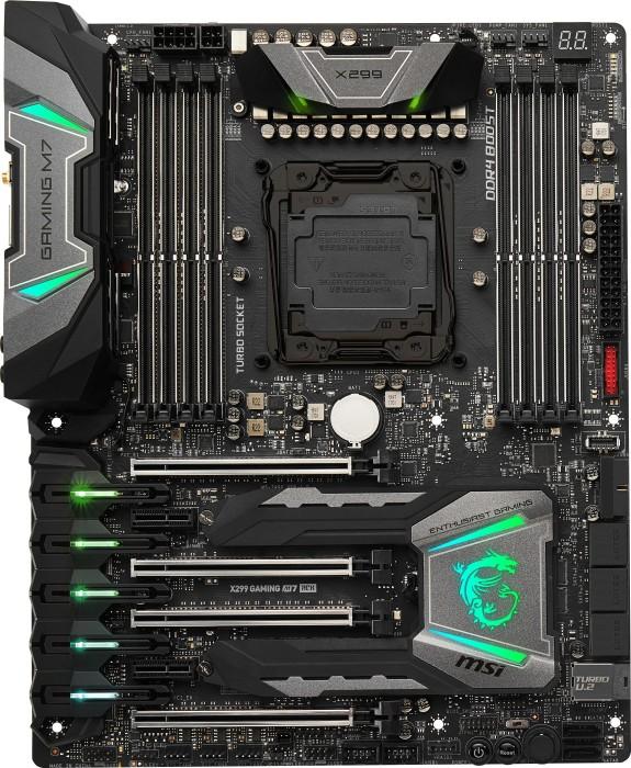 MSI X299 Gaming M7 ACK (7A90-001R)