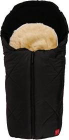Kaiser Little Sheepy Lammfellfußsack black (6535525)