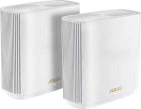 ASUS ZenWiFi AX XT8 AX6600, weiß, 2er-Pack (90IG0590-MO3G40/90IG0590-MO3G80)