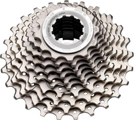 Shimano Ultegra cassette (CS-6600) -- via Amazon Partnerprogramm
