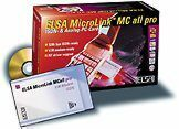 Elsa MicroLink MC all pro PCMCIA, ISDN+56k (AT/DE) (00735)