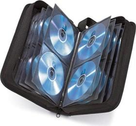 Hama CD-/DVD-/Blu-ray-Tasche 80 schwarz (33832)
