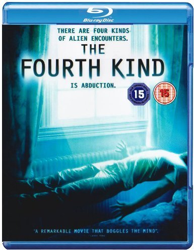 The Fourth Kind (Blu-ray) (UK) -- via Amazon Partnerprogramm