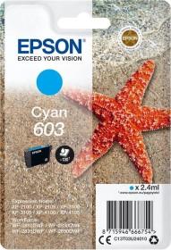 Epson Tinte 603 cyan (C13T03U24010)