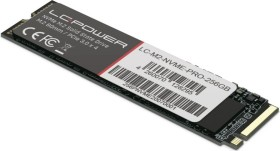 LC-Power Phenom Pro Serie SSD 256GB, M.2 (LC-M2-NVME-PRO-256GB)