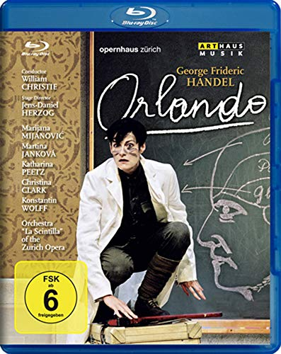Georg Friedrich Händel - Orlando (Blu-ray) -- via Amazon Partnerprogramm