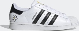 adidas Superstar cloud white/core black/hazy yellow (GW2249)