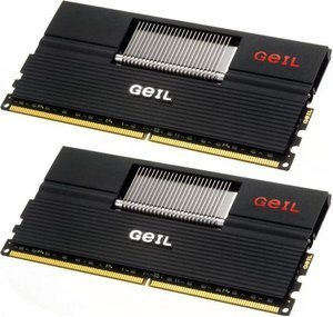 GeIL EVO One DIMM Kit   4GB, DDR2-800, CL5-5-5-15 (GE24GB800C5DC)