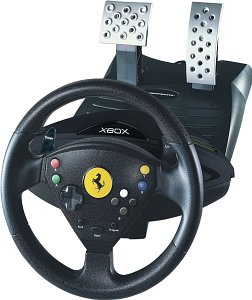 Thrustmaster 360 Modena Racing Wheel (4460044) (Xbox)