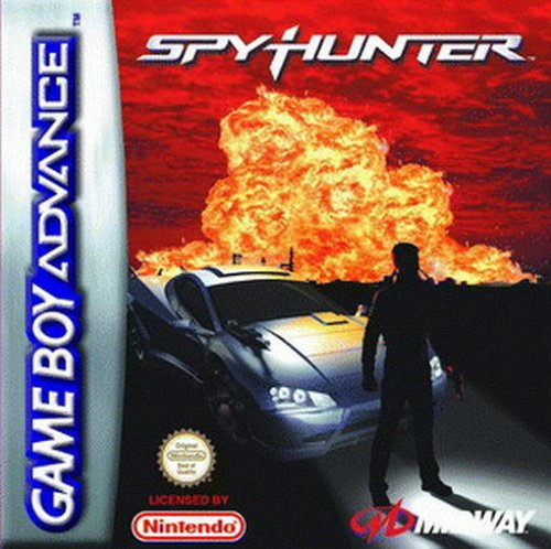 Spy Hunter (GBA) -- via Amazon Partnerprogramm