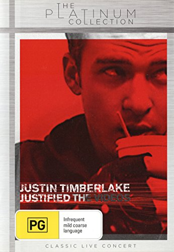 Justin Timberlake - Justified: The Videos -- via Amazon Partnerprogramm