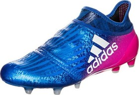 skate shoes picked up promo code adidas X16+ Purechaos FG blue/footwear white/shock pink (men ...