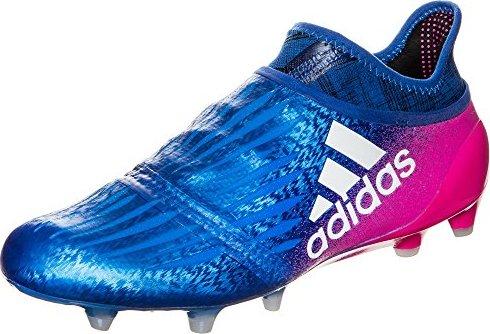 3ae605bd80e384 adidas X16+ Purechaos FG blue footwear white shock pink (Herren) (BB5613