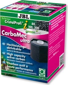 JBL Cristalprofessional i greenline CarboMec ultra, Filter basket with activated carbon granulate for internal filter (6093000)