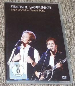 Simon & Garfunkel - Live at Central Park -- © bepixelung.org