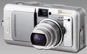 Canon PowerShot S60 (various bundles)
