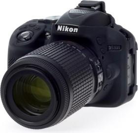 Osłona silikonowa easyCover do aparatu Nikon D5300 czarna