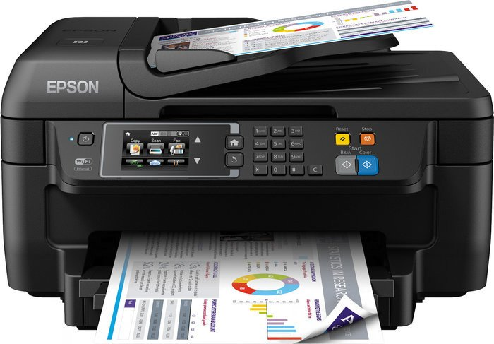 Epson WorkForce WF-2760DWF, Tinte (C11CF77402)