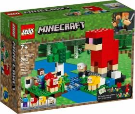 LEGO Minecraft - The Wool Farm (21153)