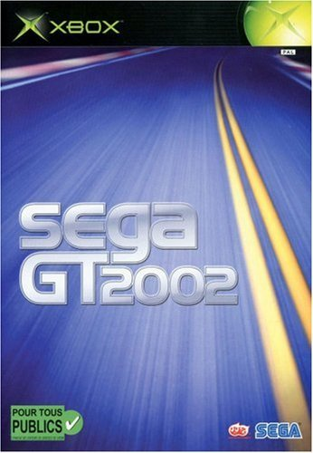Sega GT 2002 (deutsch) (Xbox) -- via Amazon Partnerprogramm