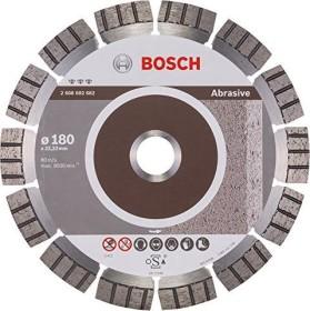 Bosch Abrasiv Best Diamanttrennscheibe 180x2.4mm, 1er-Pack (2608602682)
