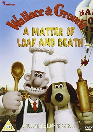 Wallace & Gromit - A Matter Of Loaf And Death (UK) -- via Amazon Partnerprogramm