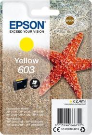 Epson Tinte 603 gelb (C13T03U44010)