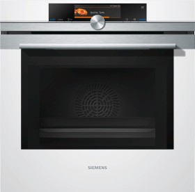 Siemens iQ700 HN678G4W1 oven with microwave and steam support