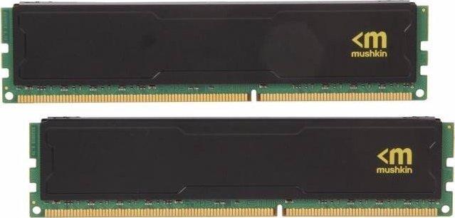 Mushkin Stealth DIMM Kit 8GB, DDR3-1600, CL11-11-11-28 (MST3U160BT4GX2)