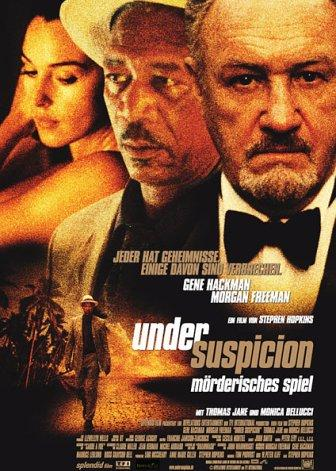 Under Suspicion - Mörderisches Spiel -- via Amazon Partnerprogramm