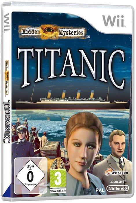 Hidden Mysteries - Titanic (deutsch) (Wii)