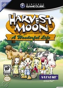 Harvest Moon: A Wonderful Life (deutsch) (GC)