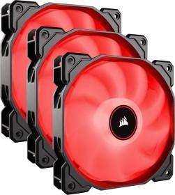 Corsair Air Series LED Red AF120 [2018], 120mm, 3er-Pack (CO-9050083-WW)