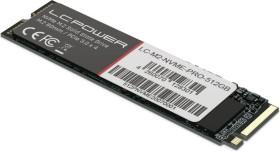 LC-Power Phenom Pro Serie SSD 512GB, M.2 (LC-M2-NVME-PRO-512GB)