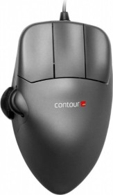 Contour Design Mouse, right hander, Medium, USB (CMO-GM-M-R)