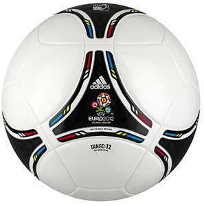 adidas UEFA EURO 2012 tango 12 top replica training ball